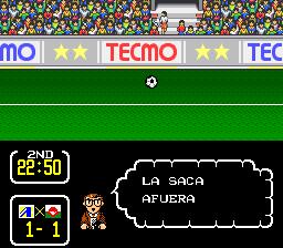 Partido 2: Copa de Francia Tsubasa3172