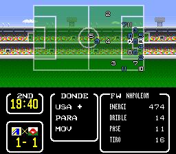 Partido 2: Copa de Francia Tsubasa3178