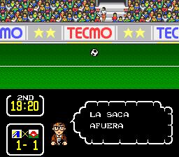 Partido 2: Copa de Francia Tsubasa3184