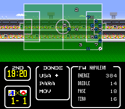 Partido 2: Copa de Francia Tsubasa3187