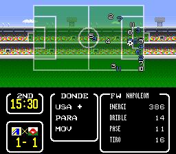 Partido 2: Copa de Francia Tsubasa3196