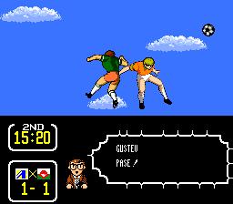 Partido 2: Copa de Francia Tsubasa3200