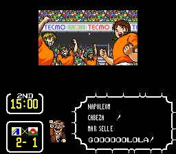 Partido 2: Copa de Francia Tsubasa3208