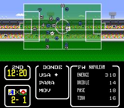 Partido 2: Copa de Francia Tsubasa3224