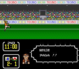 Partido 2: Copa de Francia Tsubasa3229