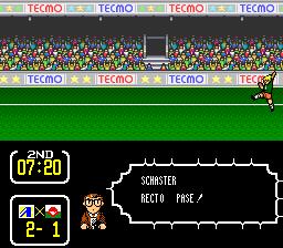 Partido 2: Copa de Francia Tsubasa3255