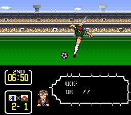 Partido 2: Copa de Francia Tsubasa3258