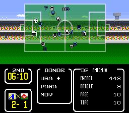 Partido 2: Copa de Francia Tsubasa3264
