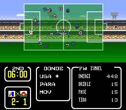 Partido 2: Copa de Francia Tsubasa3266