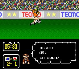 Partido 2: Copa de Francia Tsubasa3269