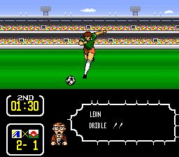 Partido 2: Copa de Francia Tsubasa3287