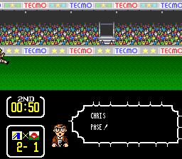 Partido 2: Copa de Francia Tsubasa3291