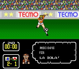 Partido 2: Copa de Francia Tsubasa3301