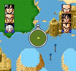 Capitulo 5: Paliza a las fuerzas especiales y su jefe se mosquea Dbzrpg091