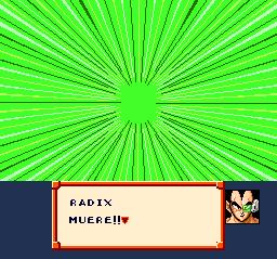 Capitulo 1: Contra Raditz, Radix o como coño lo escriban los traductores Dbzrpg105