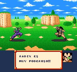 Capitulo 1: Contra Raditz, Radix o como coño lo escriban los traductores Dbzrpg132