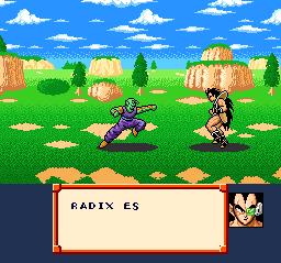 Capitulo 1: Contra Raditz, Radix o como coño lo escriban los traductores Dbzrpg145