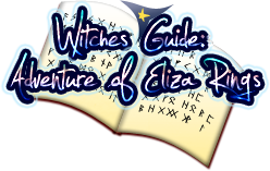 Witches Guide: Adventures of Eliza Rings Preview WGAOERLogo-1