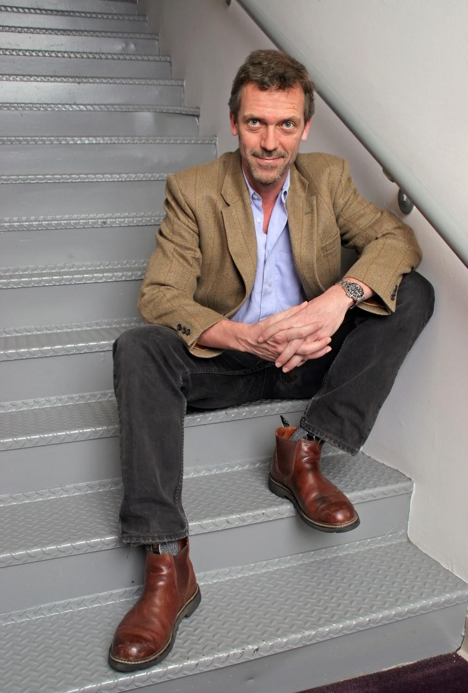 Hugh Laurie Hugh