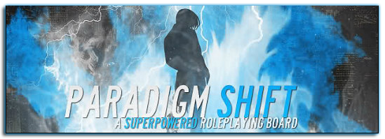 Paradigm Shift (Superpower Rp) Banner2