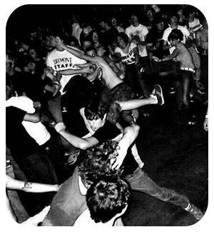 MÚSICA de los 80's Mosh