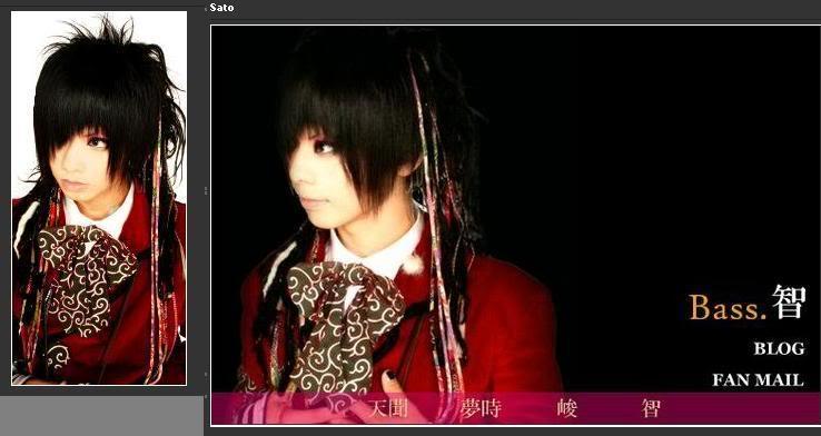 Sato ~ bassist ~ Mello_3