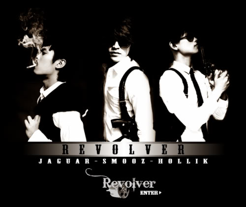 fotos de REVOLVER Back