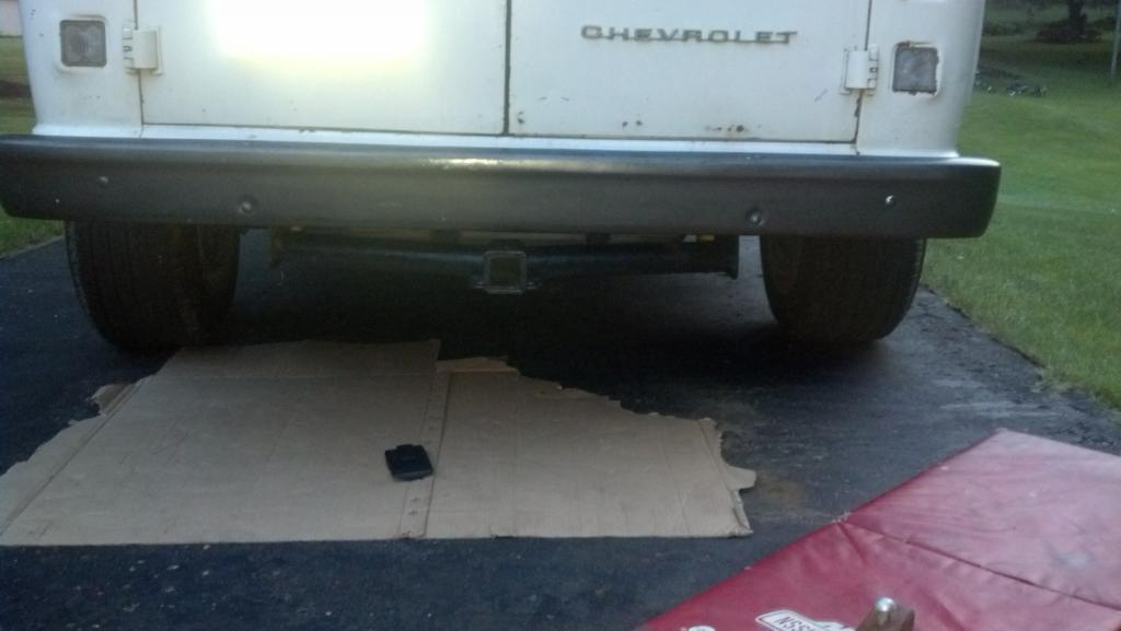 Best way to mount a trailer hitch... Hitch8