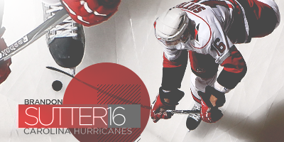 Carolina Hurricanes Suttersig