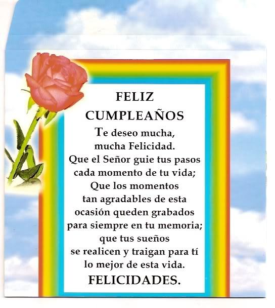 Cumpleaños hoy-karina.mena.-, Misionero , raulhg74  Cumple