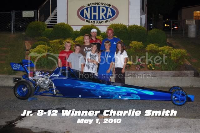 Why I can't come to shows......Yeah thats three in a row !!!!!! CharlieSmith5-1-10