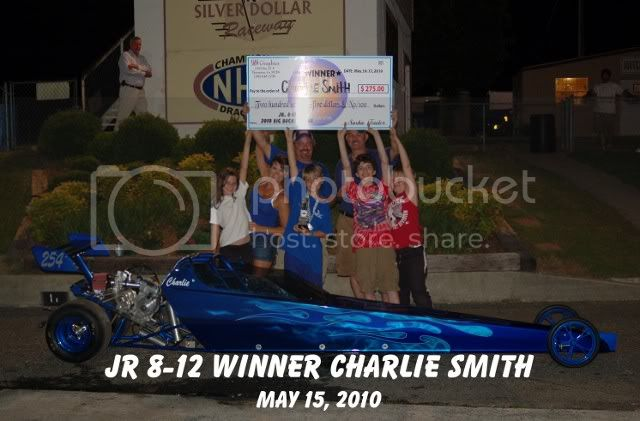 Why I can't come to shows......Yeah thats three in a row !!!!!! CharlieSmith5-15-10