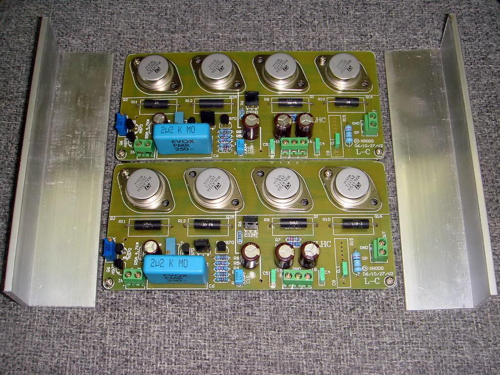 Amplificadores Vintage en KIT HUM 1996classakit