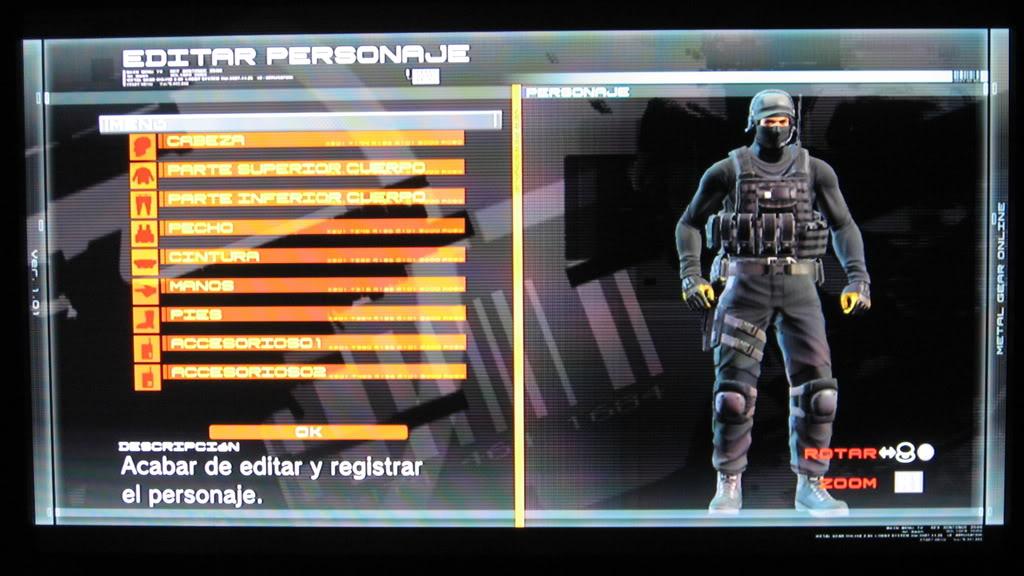 [Oficial] Ya tengo la Beta de Metal Gear Online!!! - Página 2 007-2
