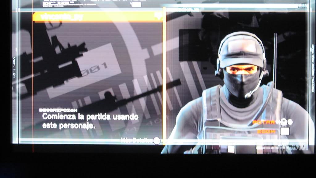 [Oficial] Ya tengo la Beta de Metal Gear Online!!! - Página 2 012-2