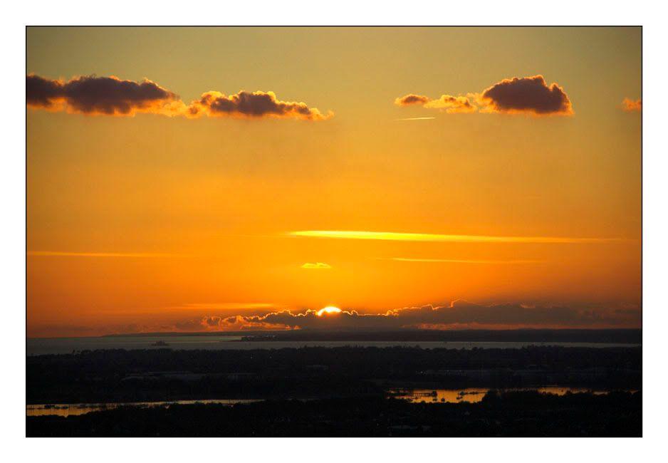 Sunset over Portsmouth DSC_1734-01