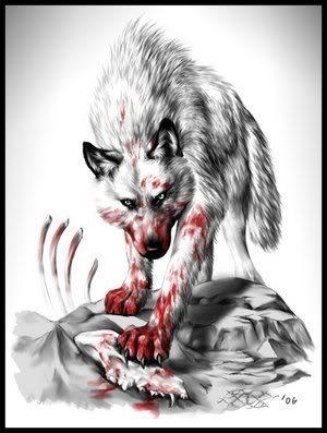 Mari's Animal Charries Wolf