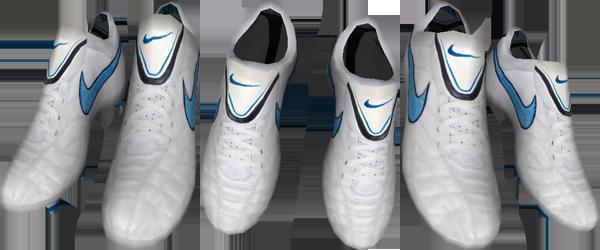 Nike Tiempo Legend III FG - Sail/Techno Blue/Dark Obsidian Legend3WhtBluPRE