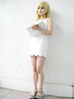 Namine cosplay Pictures, Images and Photos