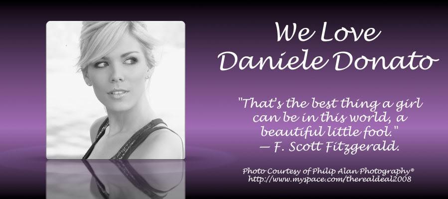 We Love Daniele Donato