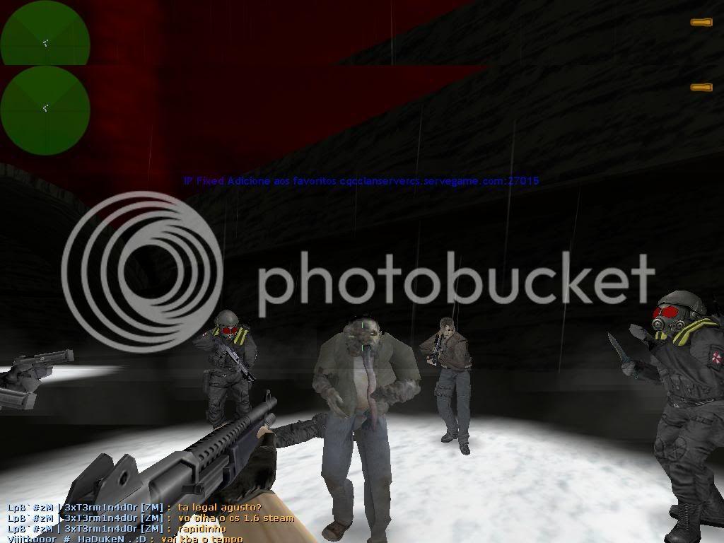 Screen Shot Do Servidor! SSCS