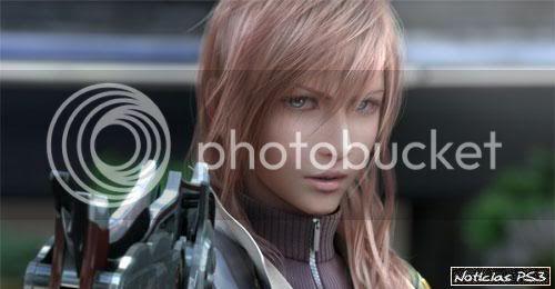 Final Fantasy XIII primer juego en utilizar el 100% de PS3 FinalFantasyXIII