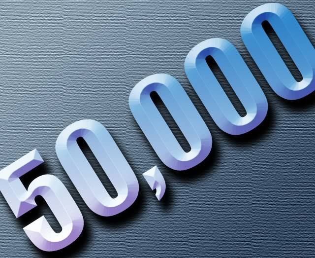 WiiWareWave Milestone: Our Members Have Officially Posted Over 50,000 Messages In Our Forums! 50000a