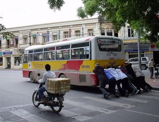 Chỉ có ở Việt Nam... Vietnammuonnam3qr