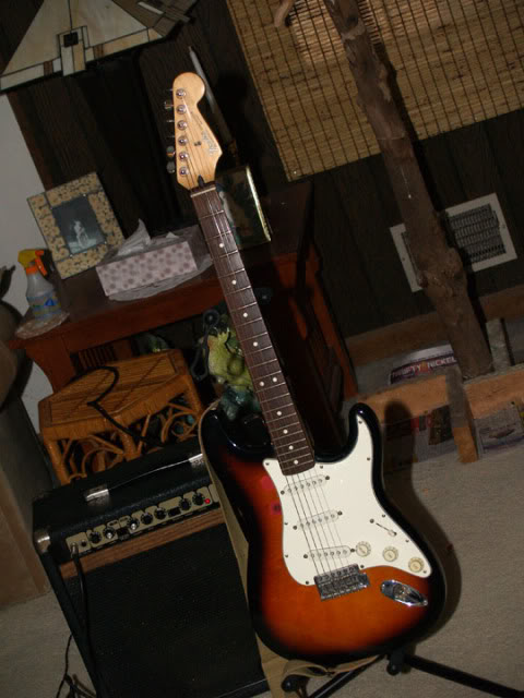 Your rare and cherished instruments!  Of any brand, post your pics! Strat1