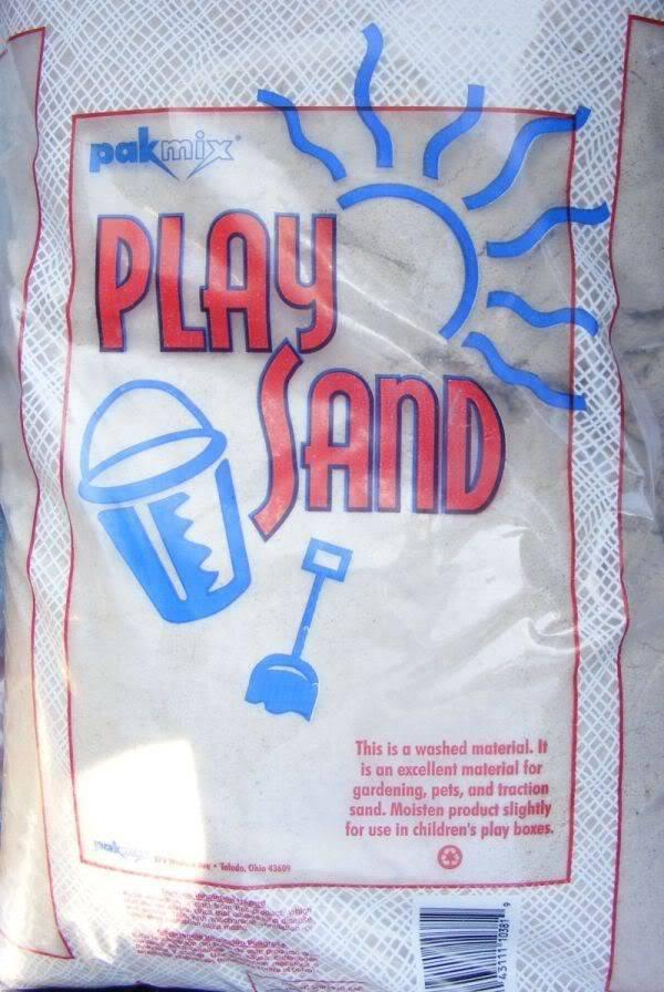 Washing sand 7