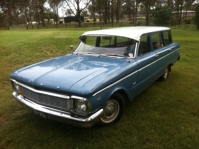 XP Station Wagon, Very Cool NSW  XPFrontleft