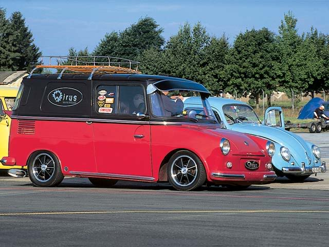 Sightings: Kinda like UFOs only for VWs instead. 0402vwt_15z1973_Volkswagen_Fridolin