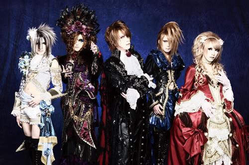 Versailles - Discografia Versailles_main