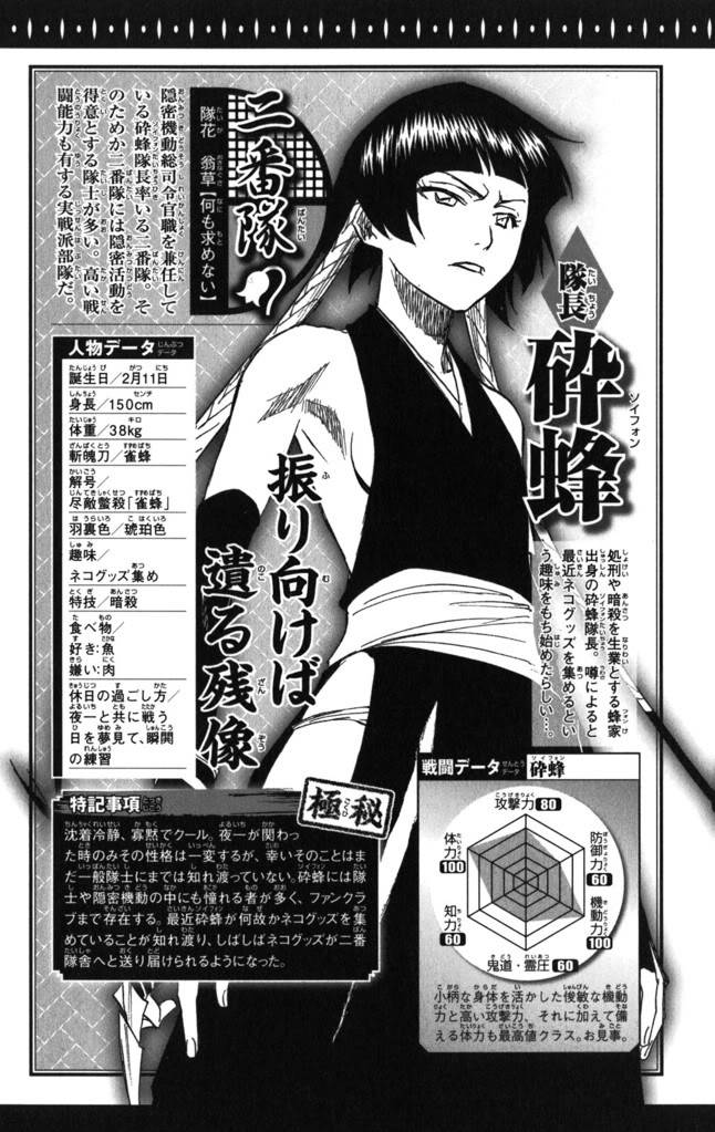 "Soifon FC ""Jinteki Shakusetsu, Suzumebachi!"" Soifon1"